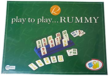Rummy Play To Play Gesellschaftsspiel Familienspiel Party