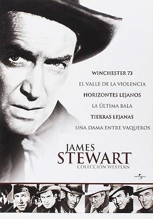 Pack james stewart western (22 mm) [DVD]: Amazon.es: Arthur ...