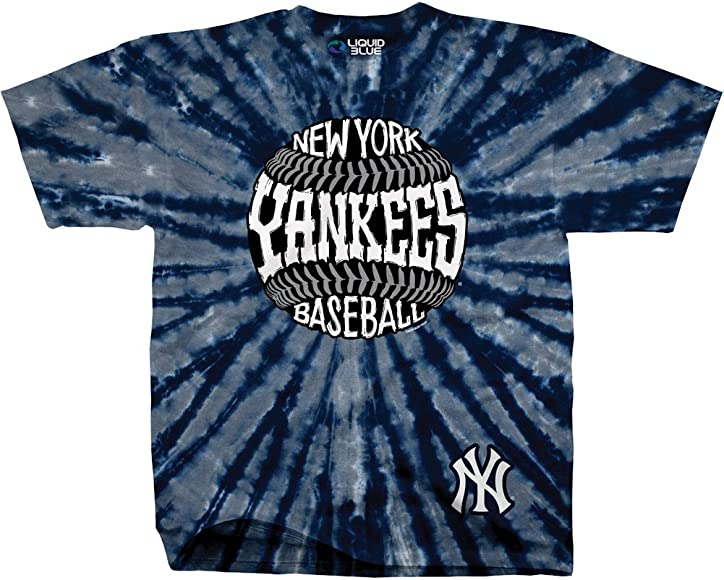 Amazon.com: Unisex-Adult MLB Burst Tie-Dye – Camiseta de ...