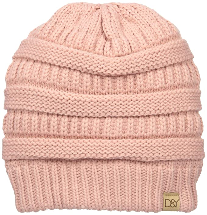 8946a6592ccc1 D Y Women s David   Young s Solid Slinky Beanie