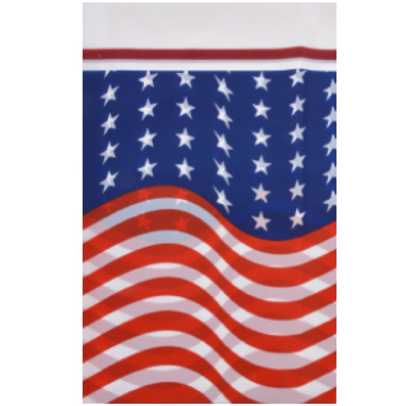 American Flag Table Covers 2 Pack