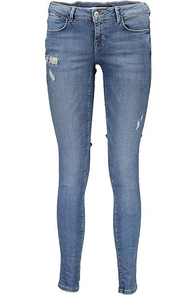 Guess Jeans W92A27D3LA1 - Pantalones Vaqueros para Mujer ...