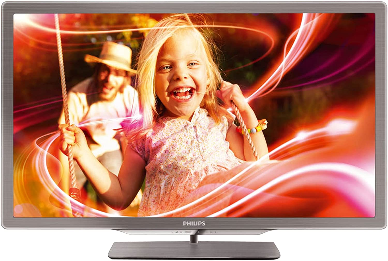 Philips 42PFL7406H- Televisión LED, Pantalla 42 pulgadas: Amazon ...