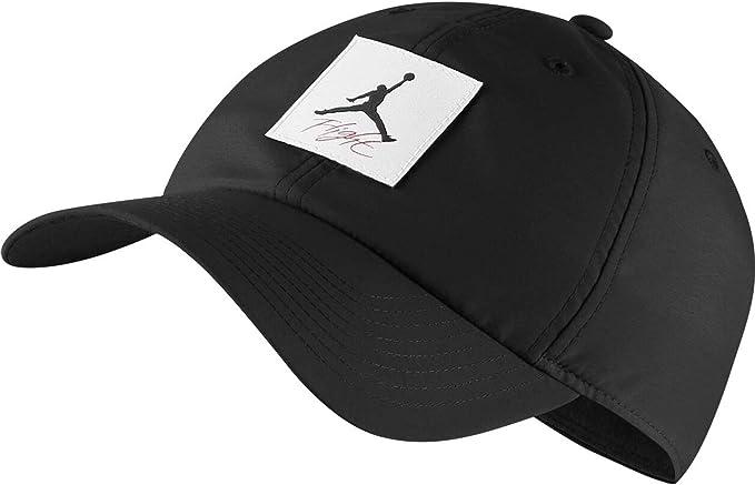 Nike Jordan H86 Legacy Flight - Gorra, Unisex Adulto, Black, MISC ...