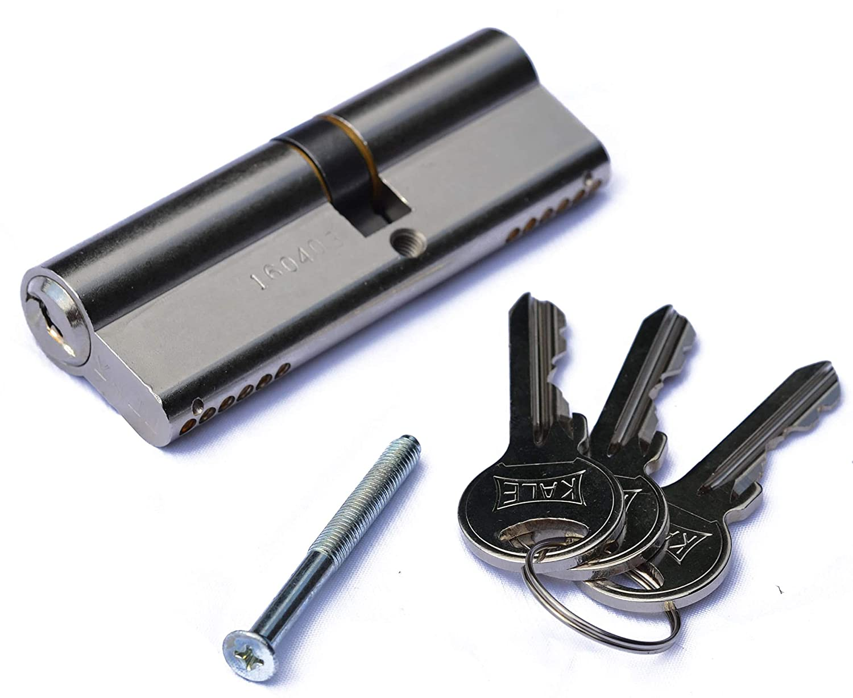 B x210 H Kunststoff Haust/ürCHRISTA 70mm Wei/ß, PVC, Glaseinsatz, Edelstahl Sto/ßgriff, 100 cm, DIN Rechts, innen /öffnend