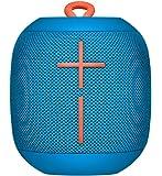 Altoparlante Bluetooth Ultimate Ears Wonderboom Impermeabile con Connessione Doppia, Subzero Blu