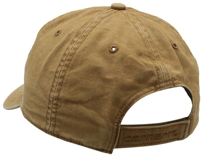 f88e2df02e476 Amazon.com  Carhartt Men s Odessa Cap  Clothing