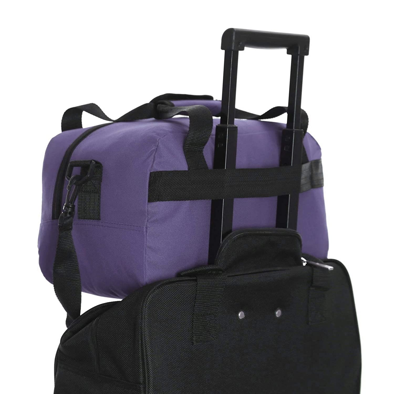 Slimbridge Mora 35x20x20cm pequeña bolsa de equipaje de mano de Ryanair, Púrpura: Amazon.es: Equipaje