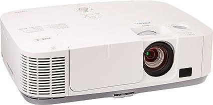 NEC NP-P451X - Proyector (4500 lúmenes ANSI, LCD, XGA (1024x768 ...
