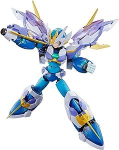 "Bandai Tamashii Nations Chogokin Megaman-X & Giga Armor-X (Kanetake Ebikawa Ver.) ""Megaman"" Action Figure"