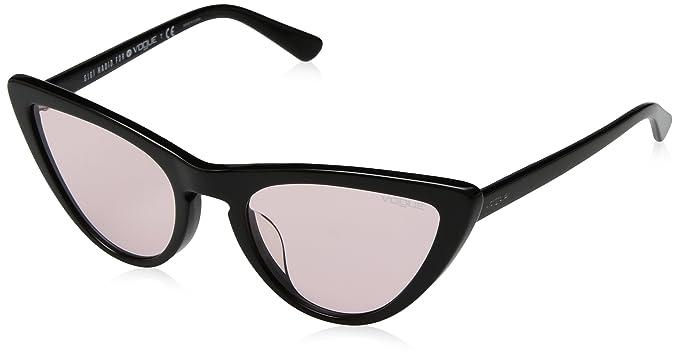 33cbdea9826 Sunglasses Vogue VO 5211 SF W44 5 BLACK  Amazon.co.uk  Clothing