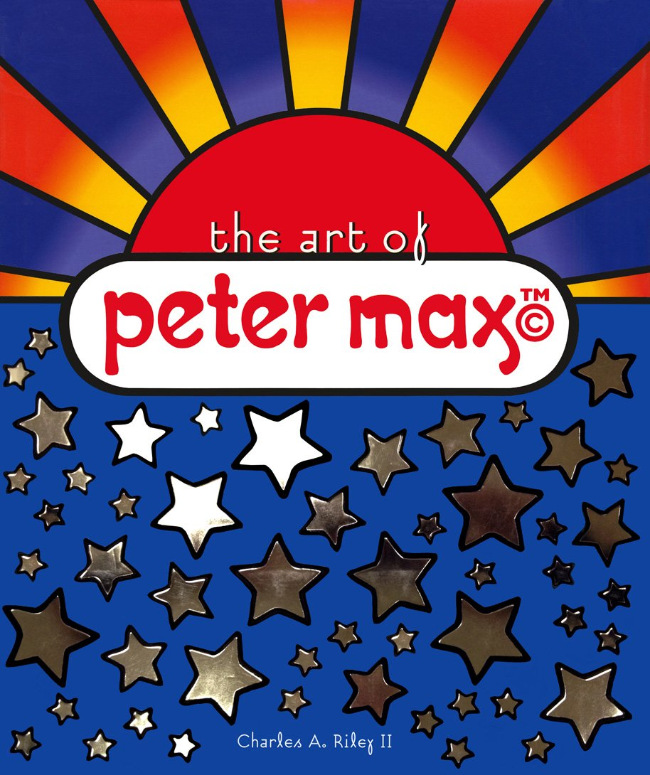 Download The Art of Peter Max PDF