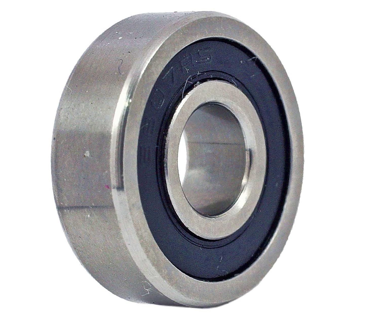 607-2RS Bearing 7x19x6 Sealed Miniature Ball Bearings VXB