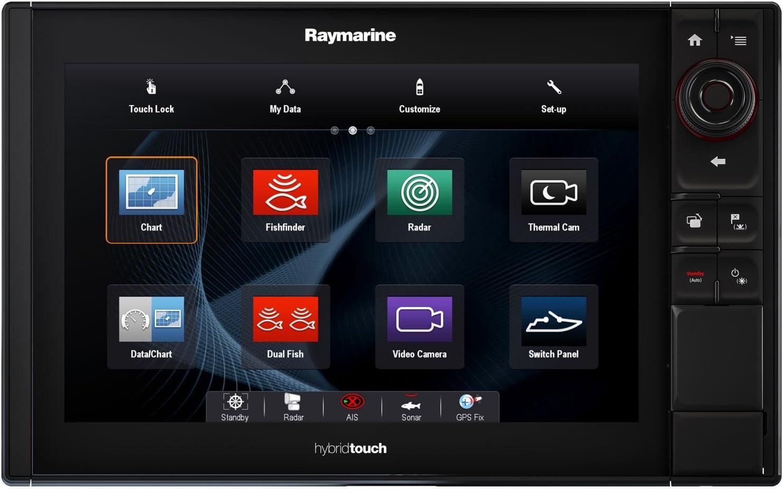 Raymarine E70284 Es Series Es127 Híbrido Pantalla De Sonda Táctil Multifunción con WiFi Sin Un Mapa 3: Amazon.es: Electrónica