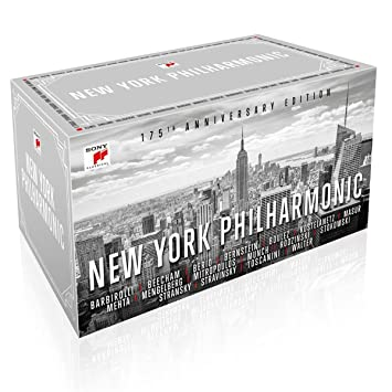 a8cbd8719d0 New York Philharmonic - 175Th Anniversary Edition  Amazon.co.uk  Music