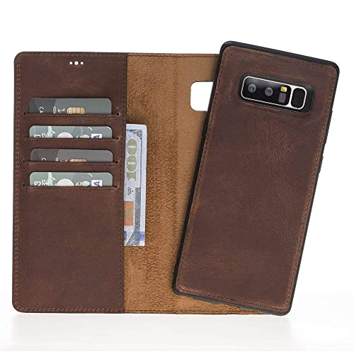 new arrival b2e9d 384c6 Samsung Galaxy Note 8 Leather Wallet Case, Note 8 Leather Case, Leather  Galaxy Note 8 Wallet Case, Case For Samsung Galaxy Note 8, Samsung Note 8  ...