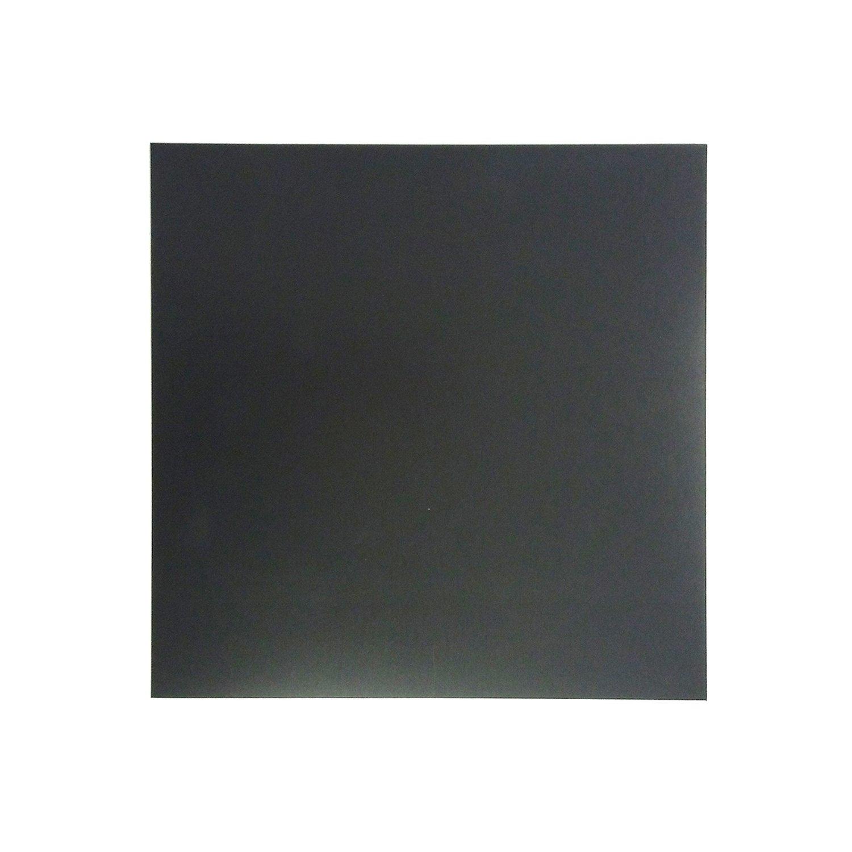 1PZ. Foglio magnetico 0,5mm Permaflex 518semi anisotrope, autoadesivo, Art. Mag _ 010, 20x 20cm easydruck24de