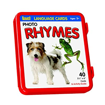 Lauri Photo Language Cards - Rhymes: Toys & Games
