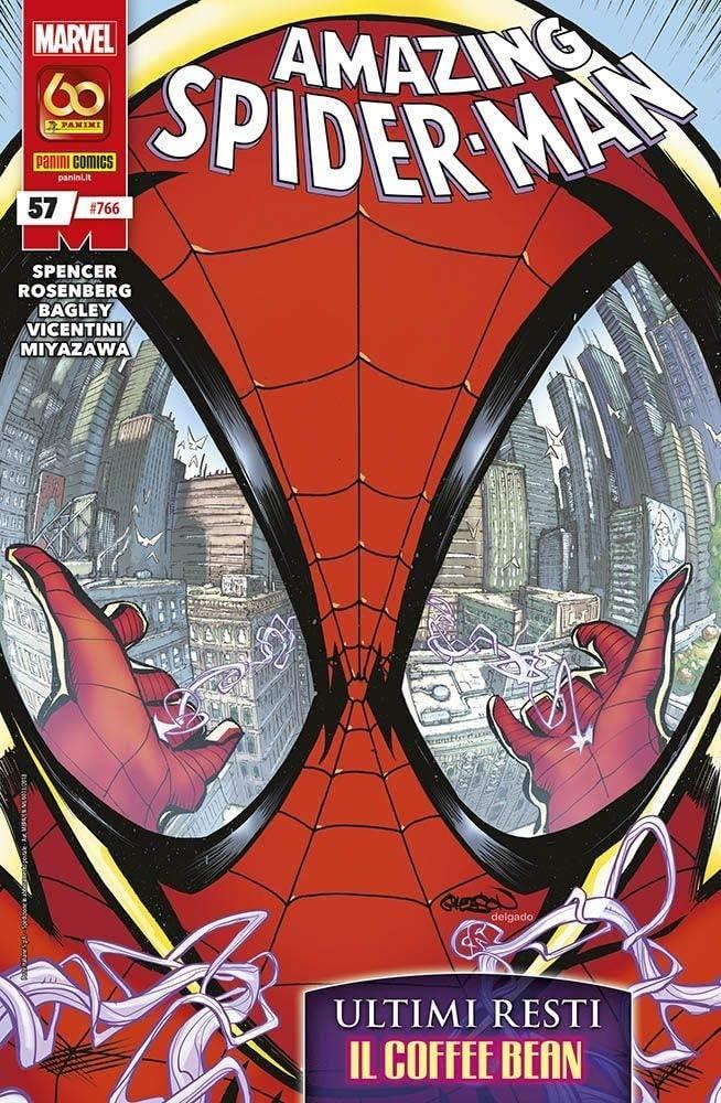 lUomo Ragno 766 Fumetto Amazing Spider-Man N/° 57 Italiano Panini Comics