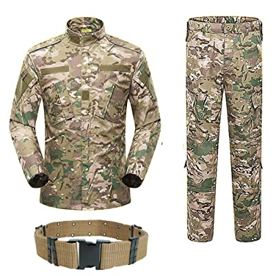 NEW NAVY BLUE BLACK CAMOUFLAGE WOODLAND BDU HUNTING AIRSOFT JACKET ALL SIZES