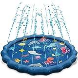 Lanard Fun Splasher Splash Rocket Sprinkler Water Fun
