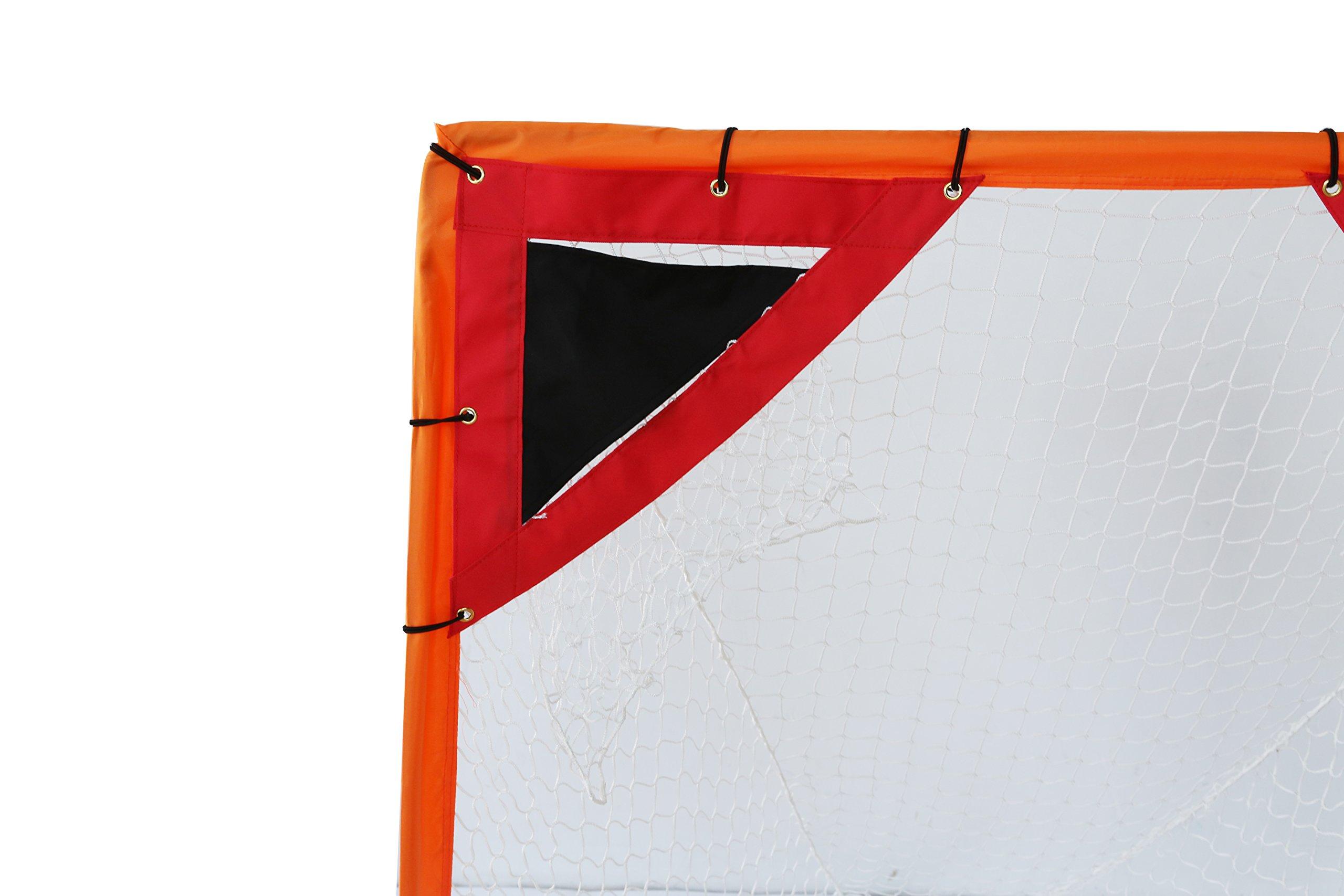 18'' Lacrosse Net Goal Shooting Corner Targets - Set of 2 by Trademark Innovations by Trademark Innovations (Image #2)