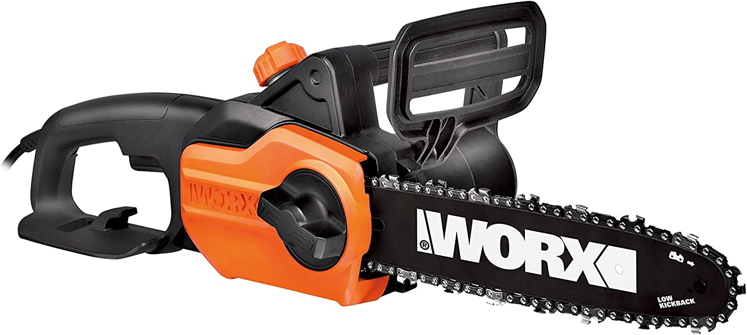 WORX WG309 2-in-1 Electric best Pole Saw & Chainsaw