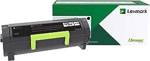Lexmark Unison Toner Cartridge - Black, high Yield