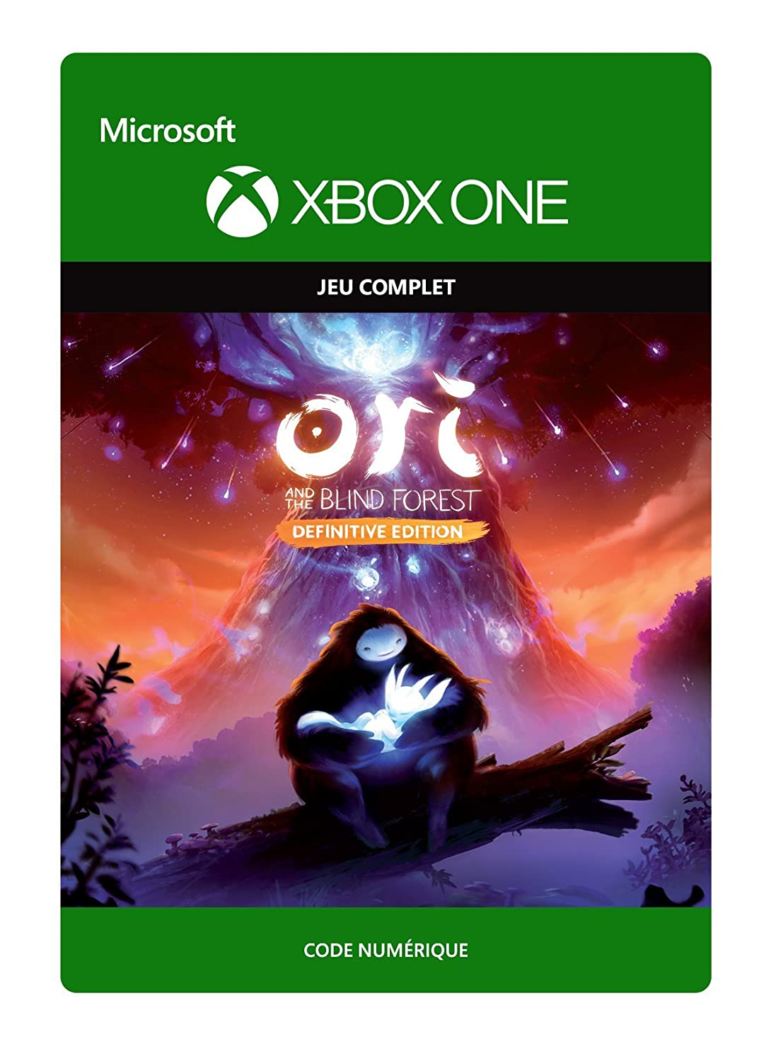 Ori and the Blind Forest: Definitive Edition [Xbox One - Code jeu à  télécharger]: Amazon.fr: Jeux vidéo