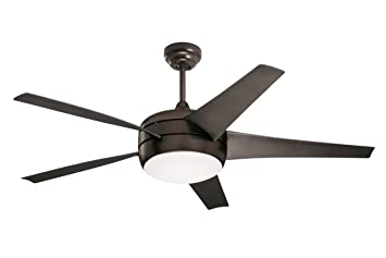 Emerson Ceiling Fan Remote: Emerson Ceiling Fans CF955ORB Midway Eco Modern Energy Star Ceiling Fans  With Light And Remote,,Lighting