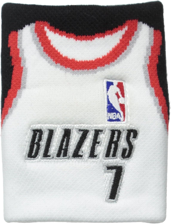 NBA Portland Trail Blazers Brandon Roy Jersey # 7 Ventilador banda ...