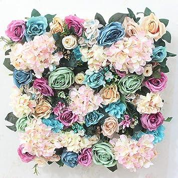 Blumenwand Für Ihre Traumhochzeit Professionelles Design Hochzeit & Besondere Anlässe Brautkleider