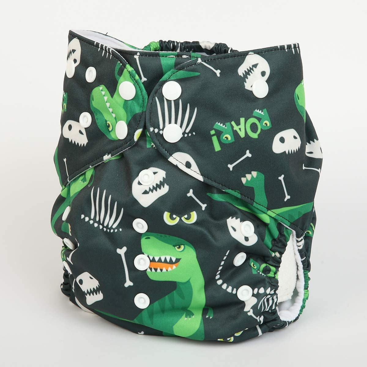 Sigzagor 2 to 7 Years Old Junior Big Cloth Diaper,Nappy,Pocket Reusable Washable,Baby Kids Toddler Cats