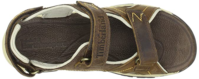 Timberland Sandals Earthkeepers Leather Trail Children Ladies Shoes 53995