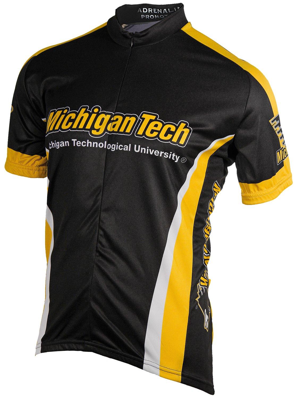 Amazon.com   NCAA Men s Michigan Tech Cycling Jersey   Sports Fan Jerseys    Sports   Outdoors aeeeba601