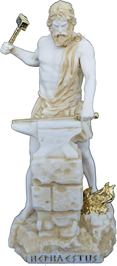 Amazon Com Talos Artifacts Hephaestus Sculpture Ancient