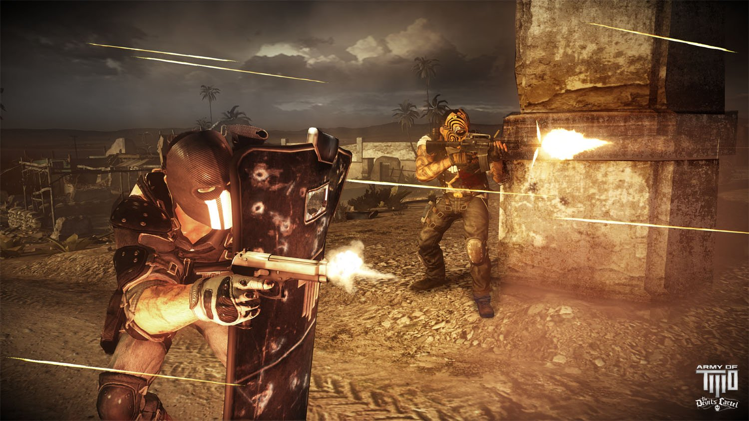 Army of Two: The Devils Cartel - Overkill Edition ...