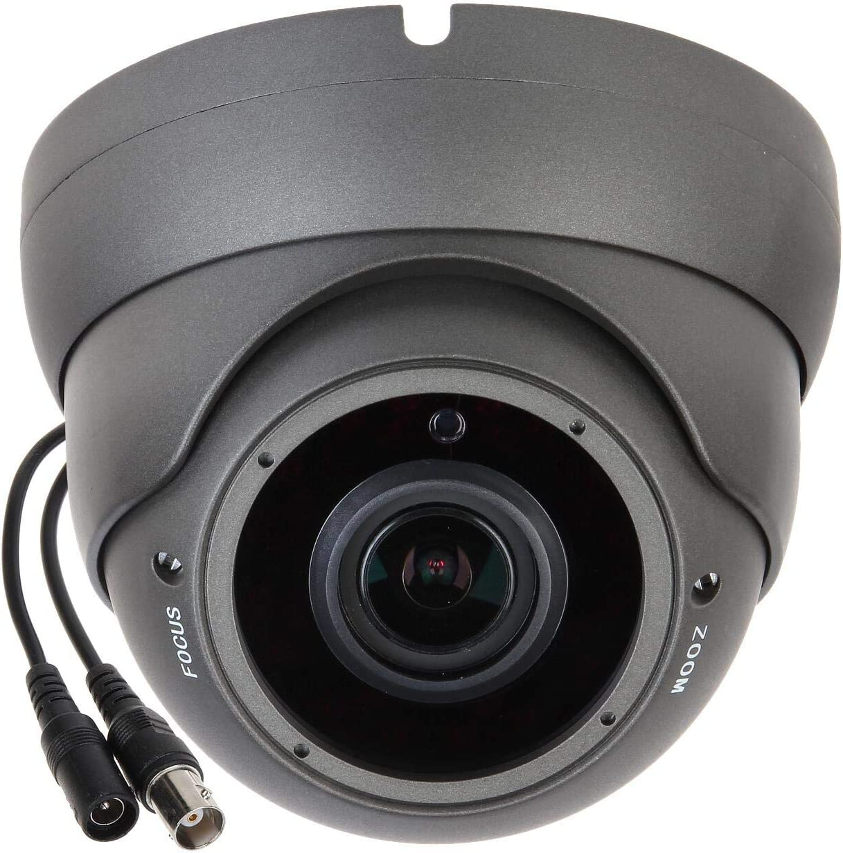 Sinis Super Hybrid 5MP Default Output 4MP 1080P HD-TVI CVI AHD 960H CCTV Surveillance Security Camera Day Night Vision Waterproof Outdoor Indoor 2.8-12mm Varifocal Lens Metal ArrayDome Video System