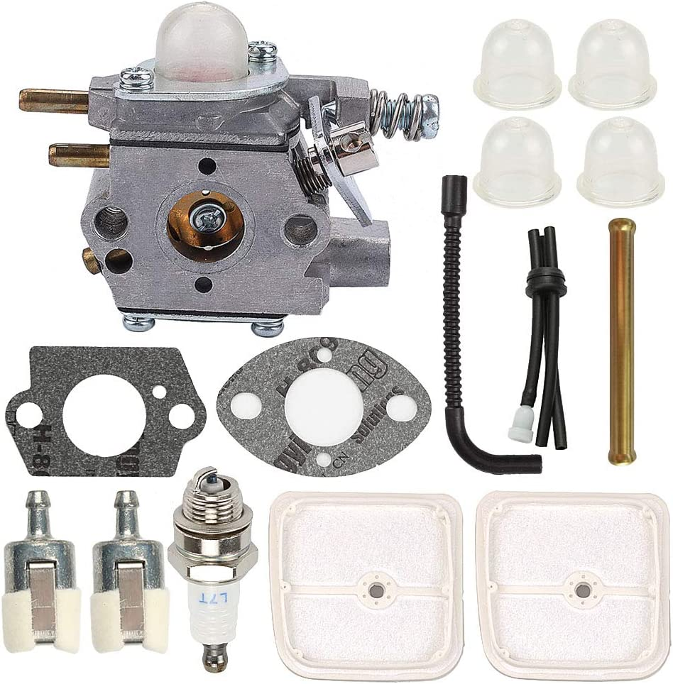Replacement Carburetor Gasket Primer Bulbs For Echo GT 2400 12300052133 Trimmers
