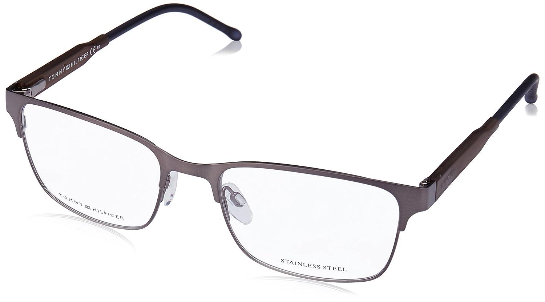 Optical frame Tommy Hilfiger Metal Brown TH 1396 R1X Grey