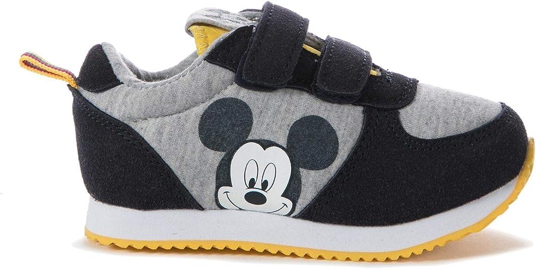 Zippy Zapatillas Mickey De Caña Alta Para Bebé Niño Chaussons Bébé Garçon Bleu Dress Blue 19 4024 Tc 185 19 Eu Amazon Fr Chaussures Et Sacs
