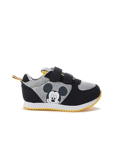 a40510067476a ZIPPY Zapatillas Mickey de Caña Alta Para Bebé Niño