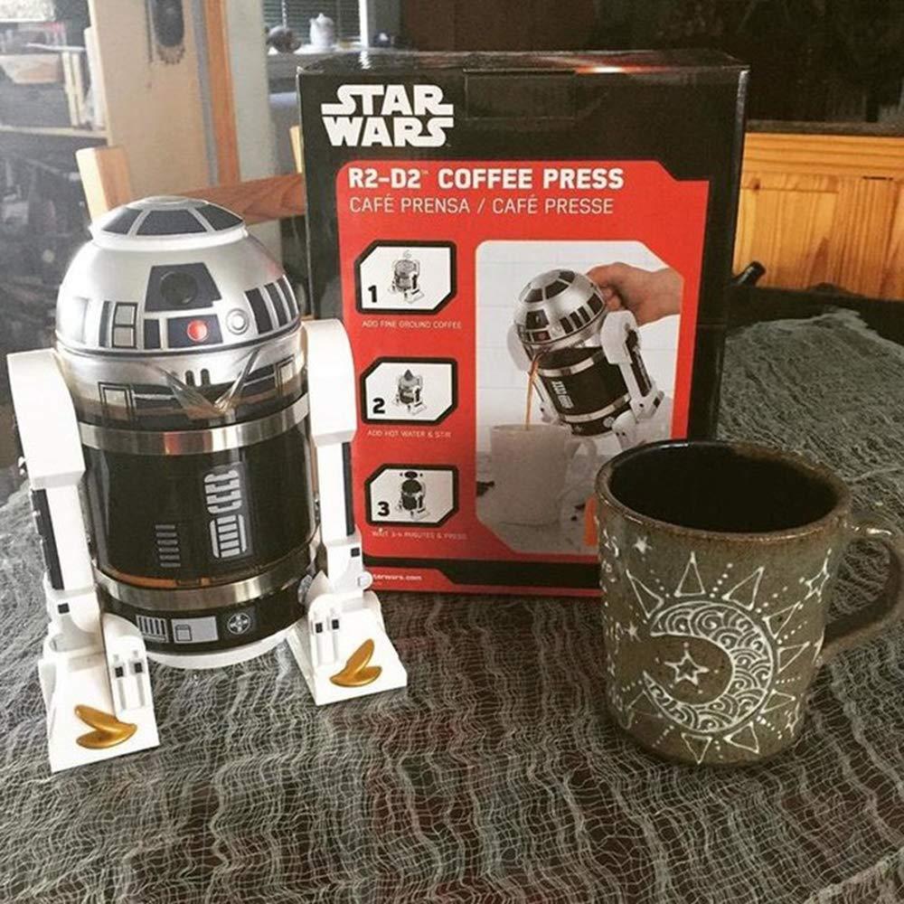 Amazon.com: KOUYA máquina de café de mano, R2D2 Robot Home ...