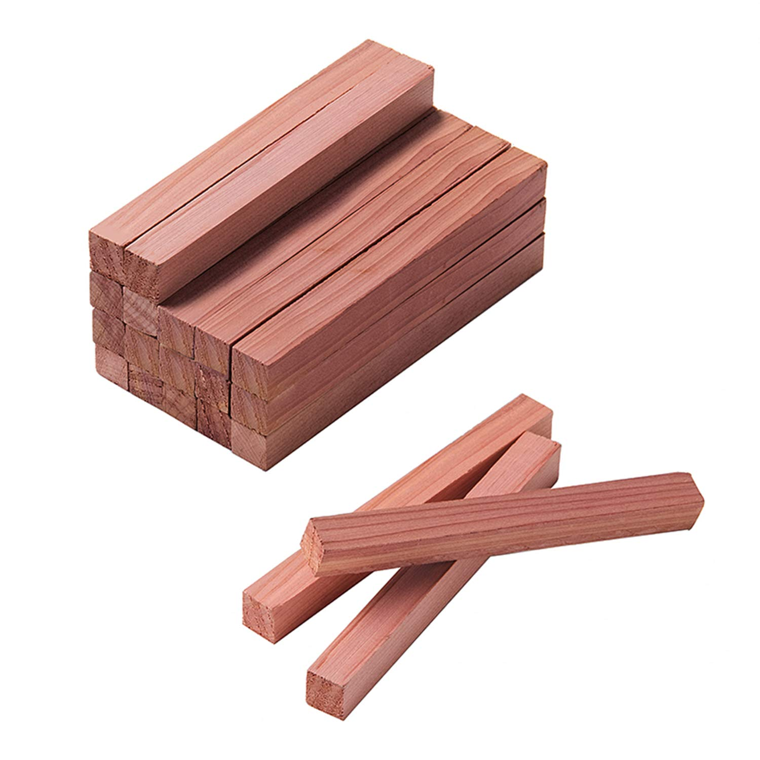 None Branded Red Cedar Wood Strip.Natural Insect Repellent and Deodorization.Wardrobe, Storage Shelves, Bookshelves, Cars can be Used