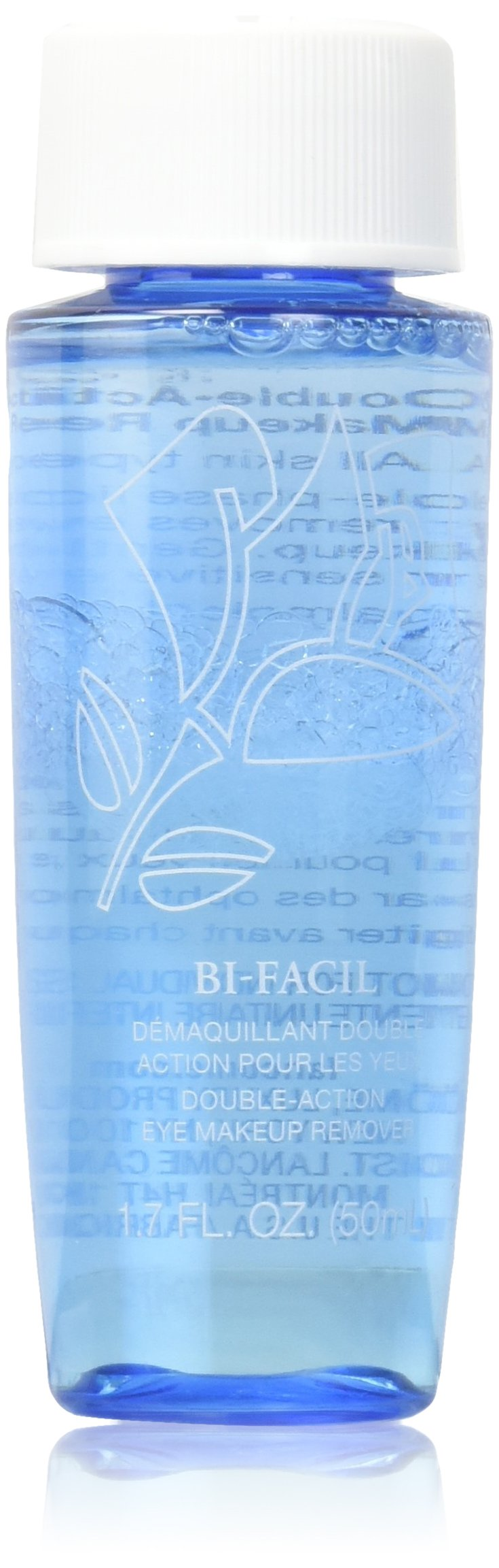 Bi-Facil Double Action Eye Makeup Remover 1.7 FL. OZ. Each (Lot of 4) by lancome (Image #1)