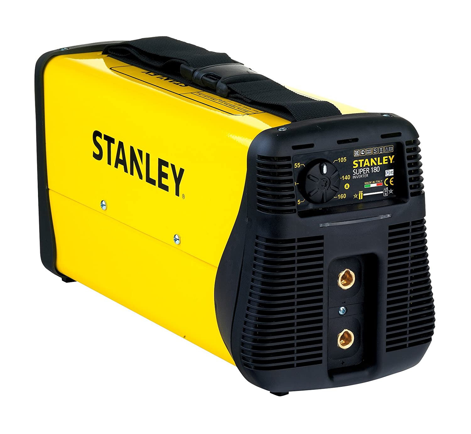 Stanley 460180 Inverter - Equipo de soldadura (160 A)