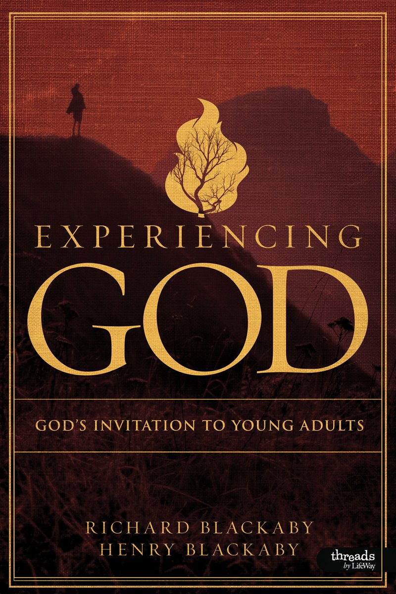 Experiencing God (Bible Study Book): God's Invitation to Young ...