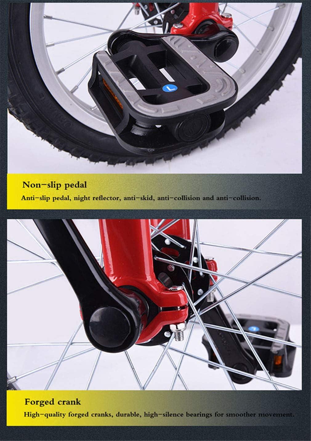V/élo /à Une Roue Hauteur R/églable Charge Maximale 150 Kg Kids//Adulte Formateur Anti-D/érapant Pneu /Équilibre Cyclisme Utilis/é pour Cirque Jonglage D/ébutants Exercice Sports16 18 20pouces HL Monocycle