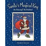 Père Noël Santa/'s Magic Key XMAS EVE tradition