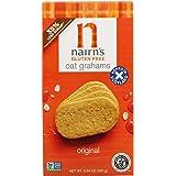 Nairns Gluten Free Oatmeal Cookie, Graham, 5.64 Ounce
